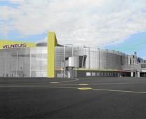 Tarptautinio Vilniaus oro uosto naujasis terminalas