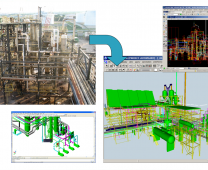 Karbamido gamyklos projektas, atvirkštinis inžinerinis projektas (2007)
