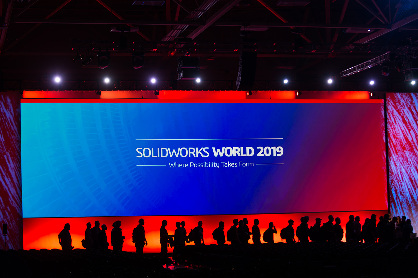 Moments of Lithuania's Glory at SOLIDWORKS WORLD 2018 in