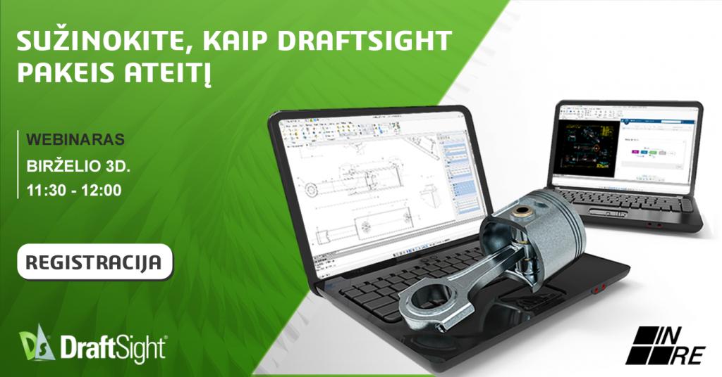 Sužinokite, kaip DraftSight pakeisti ateitį