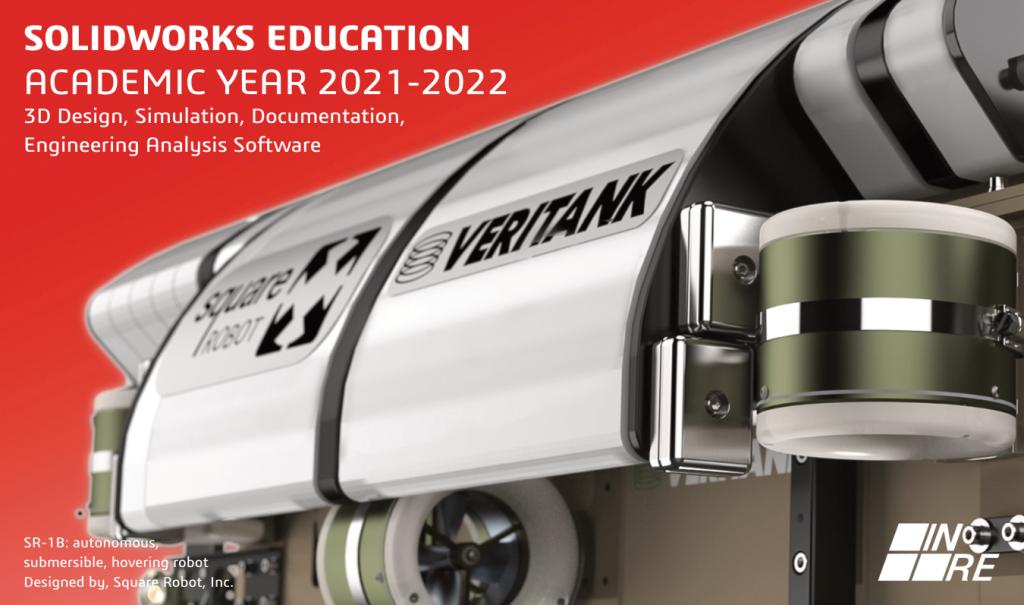 SOLIDWORKS EDU 2021-2022 licencijos Lietuvos studentams, mokinimams, dėstytojams ir visoms švietimo įstaigoms.